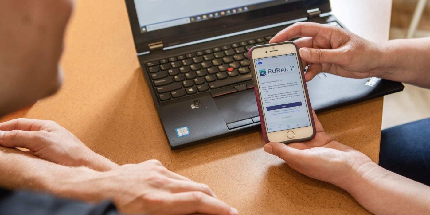 Rural 1st digital lending product